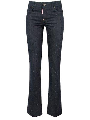Широкие джинсы DSQUARED2