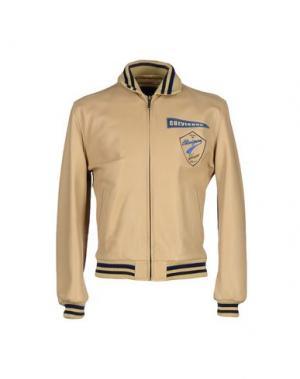 Куртка CHEVIGNON. Цвет: бежевый