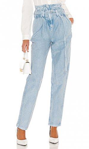 Прямые джинсы orsa IRO. Цвет: синий
