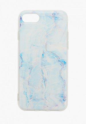 Чехол для iPhone MakeCase 7/8. Цвет: голубой