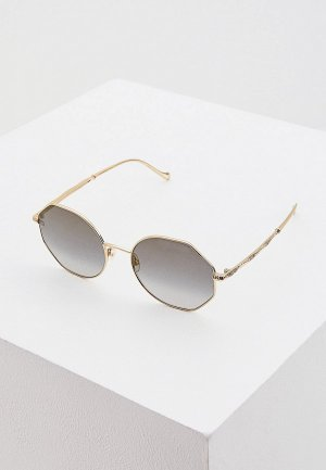 Очки солнцезащитные Elie Saab ES 058/S 013. Цвет: золотой
