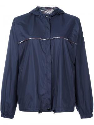 Куртка-ветровка Kenzo. Цвет: синий