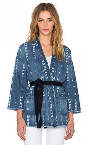 Куртка the kimono Current/Elliott. Цвет: none