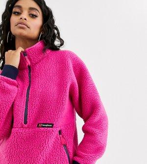 Розовая флисовая куртка -Розовый Berghaus