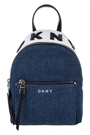 Рюкзак D K N Y. Цвет: синий