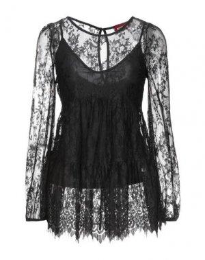 Блузка GUARDAROBA by ANIYE. Цвет: черный