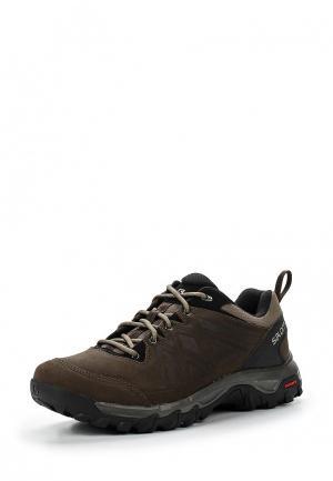 Ботинки трекинговые Salomon EVASION 2 LTR. Цвет: коричневый