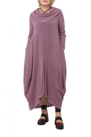 Платье Kata Binska. Цвет: сливовый