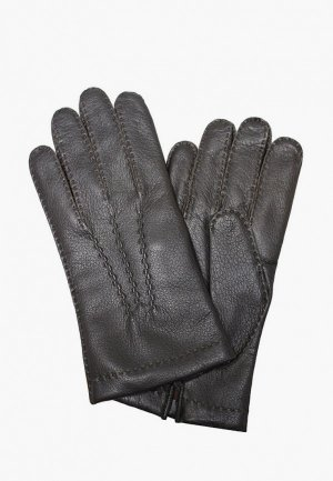 Перчатки Edmins 24Э-41. Цвет: коричневый