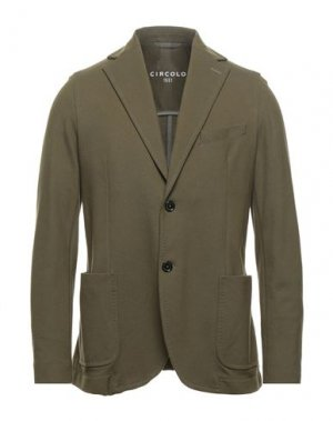 Пиджак CIRCOLO 1901. Цвет: зеленый-милитари