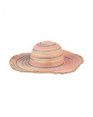 Головной убор RENE' DERHY. Цвет: бежевый