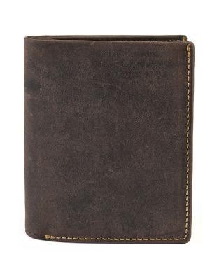 Бумажник Javelin Visconti. Цвет: коричневый