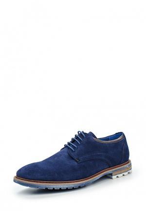 Туфли Ambitious AM013AMHUK83. Цвет: синий