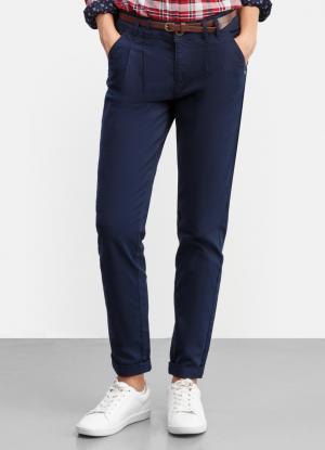 Классические брюки-чиносы OSTIN
