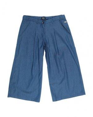 Джинсовые брюки GIANFRANCO FERRE'. Цвет: синий