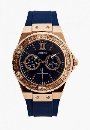 Часы Guess W1053L1. Цвет: синий
