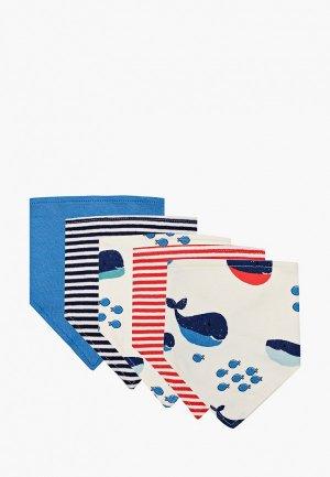 Комплект Marks & Spencer. Цвет: разноцветный