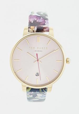 Часы Ted Baker London. Цвет: разноцветный