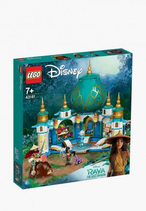 Конструктор LEGO Raya and the Heart Palace. Цвет: разноцветный