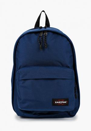 Рюкзак Eastpak BACK TO WORK. Цвет: синий