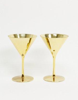 Набор из 2 коктейльных бокалов -Мульти Sunnylife