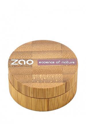Тени для век ZAO Essence of Nature перламутровые 117 розовая бронза, 3 г. Цвет: бежевый