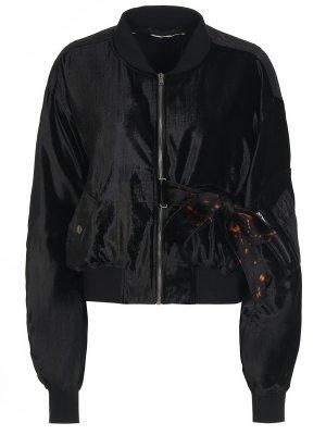 Куртка-бомбер однотонная DAMIR DOMA
