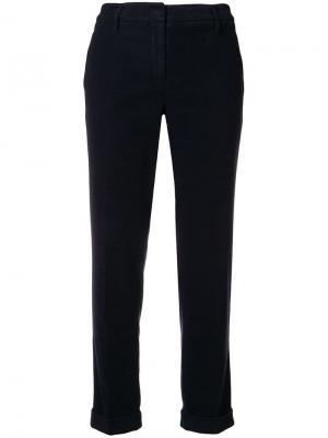 Cuff cropped trousers Aspesi