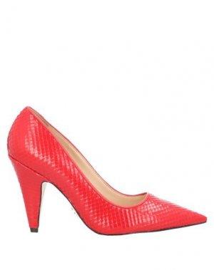 Туфли CARRANO. Цвет: красный