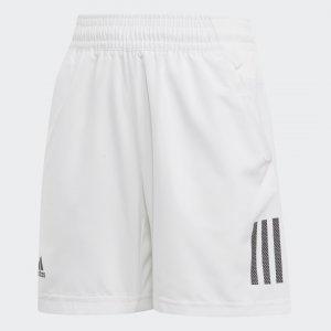 Шорты для тенниса 3-Stripes Club Performance adidas. Цвет: черный