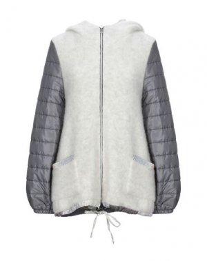 Куртка PIANURASTUDIO. Цвет: белый