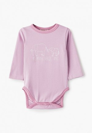 Боди Trendyco Kids. Цвет: розовый