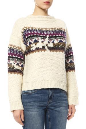Пуловер ETOILE Isabel Marant. Цвет: purple