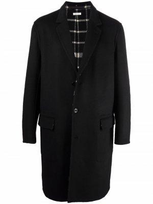 Двусторонний пиджак Alexander McQueen. Цвет: черный