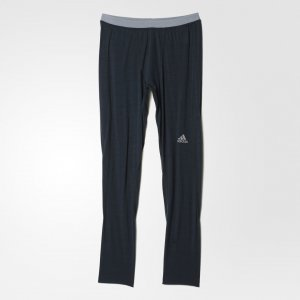 Леггинсы Wool Base-Layer TERREX adidas. Цвет: серый