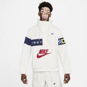Мужская ветровка из тканого материала Sportswear Reissue - Серый Nike