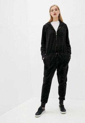 Комбинезон Juicy Couture. Цвет: черный
