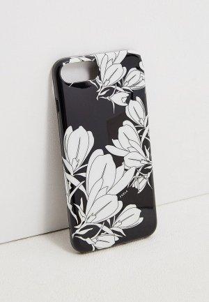 Чехол для iPhone Furla PLUS. Цвет: черный