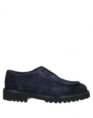 Обувь на шнурках DOUCAL'S. Цвет: темно-синий
