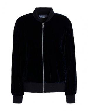 Куртка FRAME. Цвет: темно-синий
