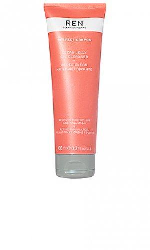 Очищающее средство для лица perfect canvas REN Clean Skincare. Цвет: beauty: na