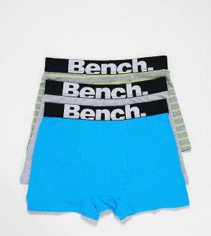 3 пары боксеров-брифов -Мульти Bench