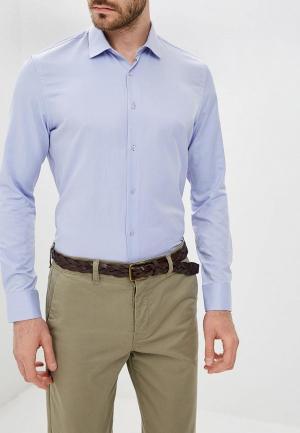 Рубашка Biriz Regular Fit. Цвет: голубой
