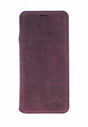 Чехол для телефона Bouletta Samsung Galaxy S9 UltimateBook. Цвет: фиолетовый