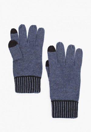 Перчатки Henderson. Цвет: синий