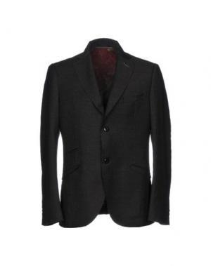 Пиджак MAURIZIO MIRI. Цвет: темно-коричневый