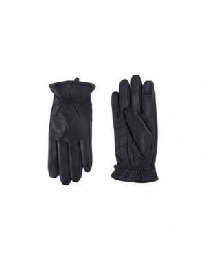 Перчатки BARTS. Цвет: черный