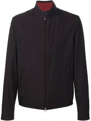 Куртка с жилеткой Loro Piana. Цвет: синий