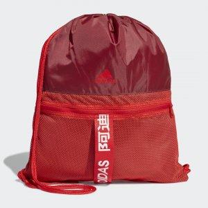 Спортивная сумка 4ATHLTS Performance adidas. Цвет: красный