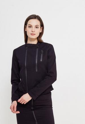 Куртка джинсовая G-Star GS001EWZIG36. Цвет: черный